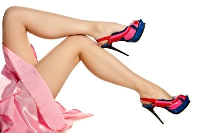 Step 5 Great Looking Legs -