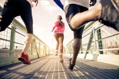 marathon training picture