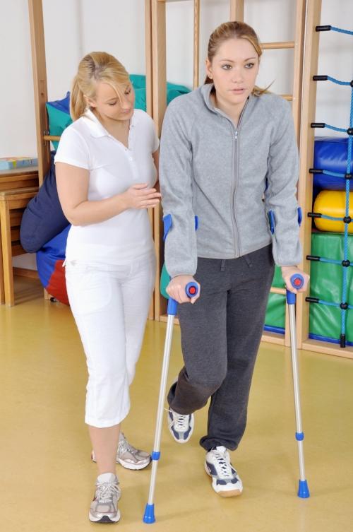 Ankle Sprain Treatments