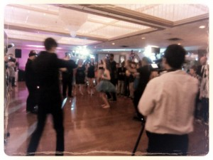 bar bat mitzvah dancefloor
