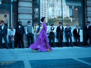 "dancing ""on broadway"" in Shandoah Goldman's 23 Skidoo"