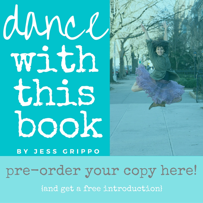 dance with this book pre order
