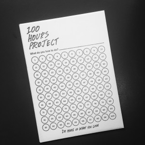 100 hours project