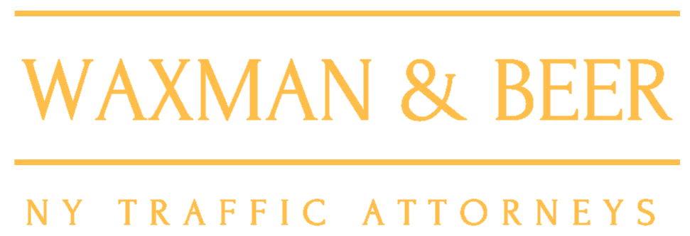 Traffic Lawyer NYC - New York Traffic Ticket Attorney - WAXMAN & BEER TRAFFIC LAW DEFENSE FIRM, PLLC