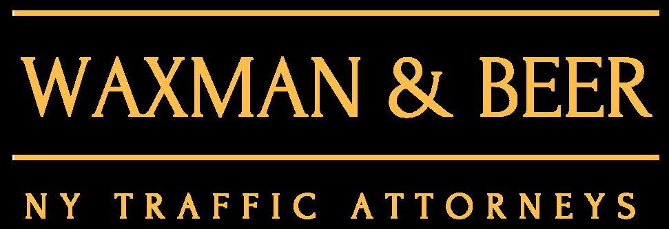 WAXMAN BEER TRAFFIC LAW DEFENSE FIRM PLLC