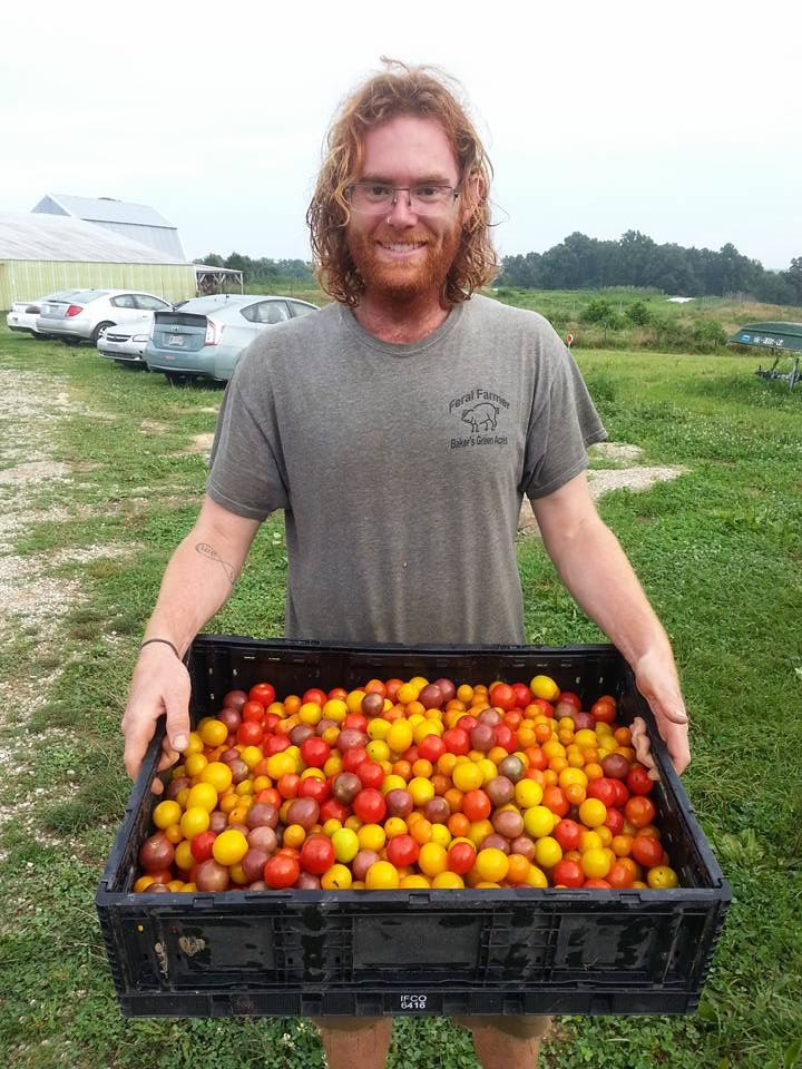 DJ received his training in Permaculture Design in 2015 and has several years of market farming experience. He is passionate about urban agriculture design and homesteading. He earned his B.S. in Environmental Sciences and Sustainability from NMU.