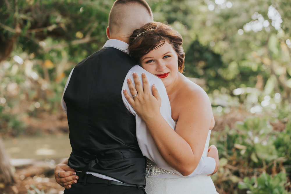 Heeia State Park Wedding