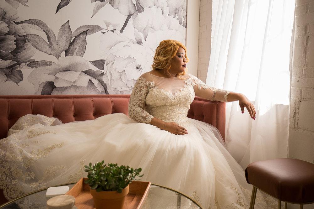 A TIS THE SEASON WEDDING -