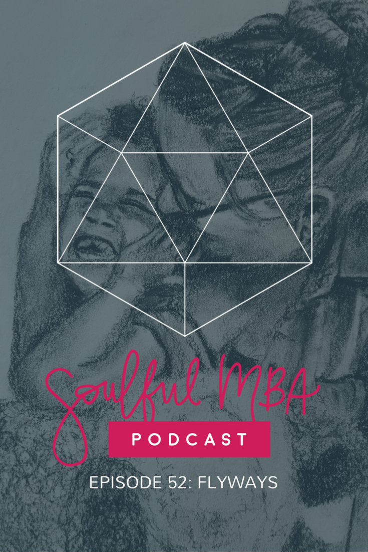 Soulful MBA Podcast Flyways Pin.png