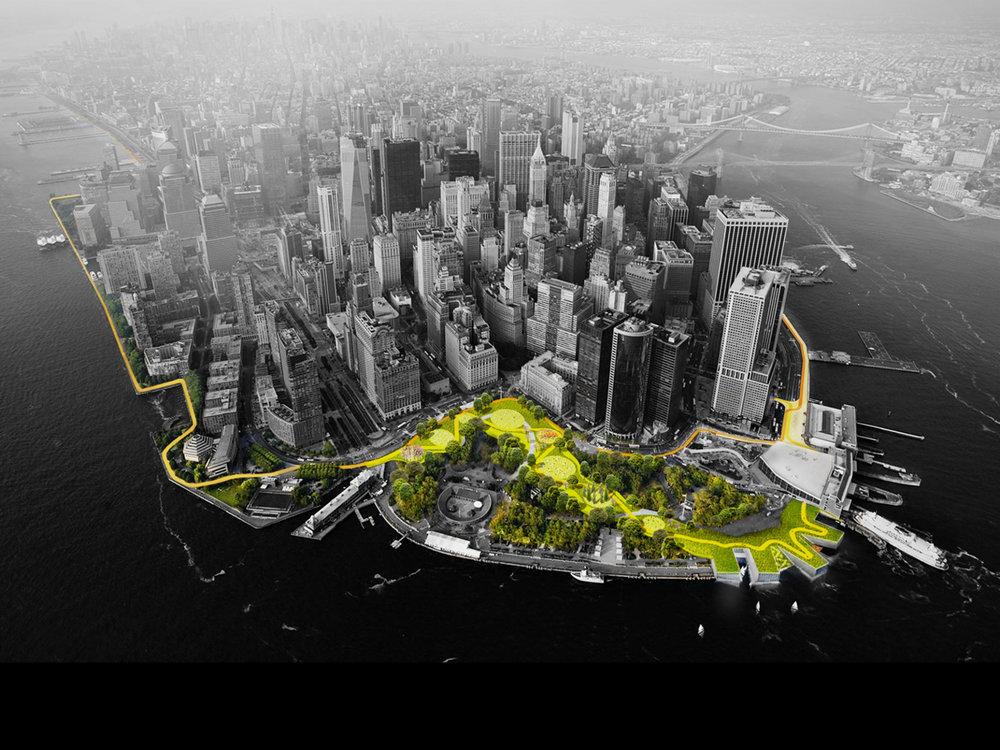 'Manhattan U' by BIG, 2014