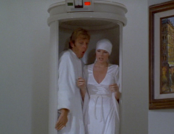 Sleeper, 1973 – United Artists, Image Source:   Zimbio
