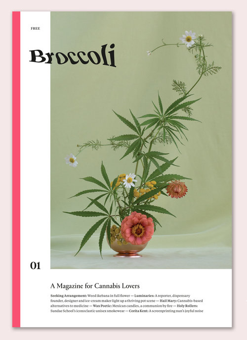 Broccoli - A Magazine for Cannabis Lovers