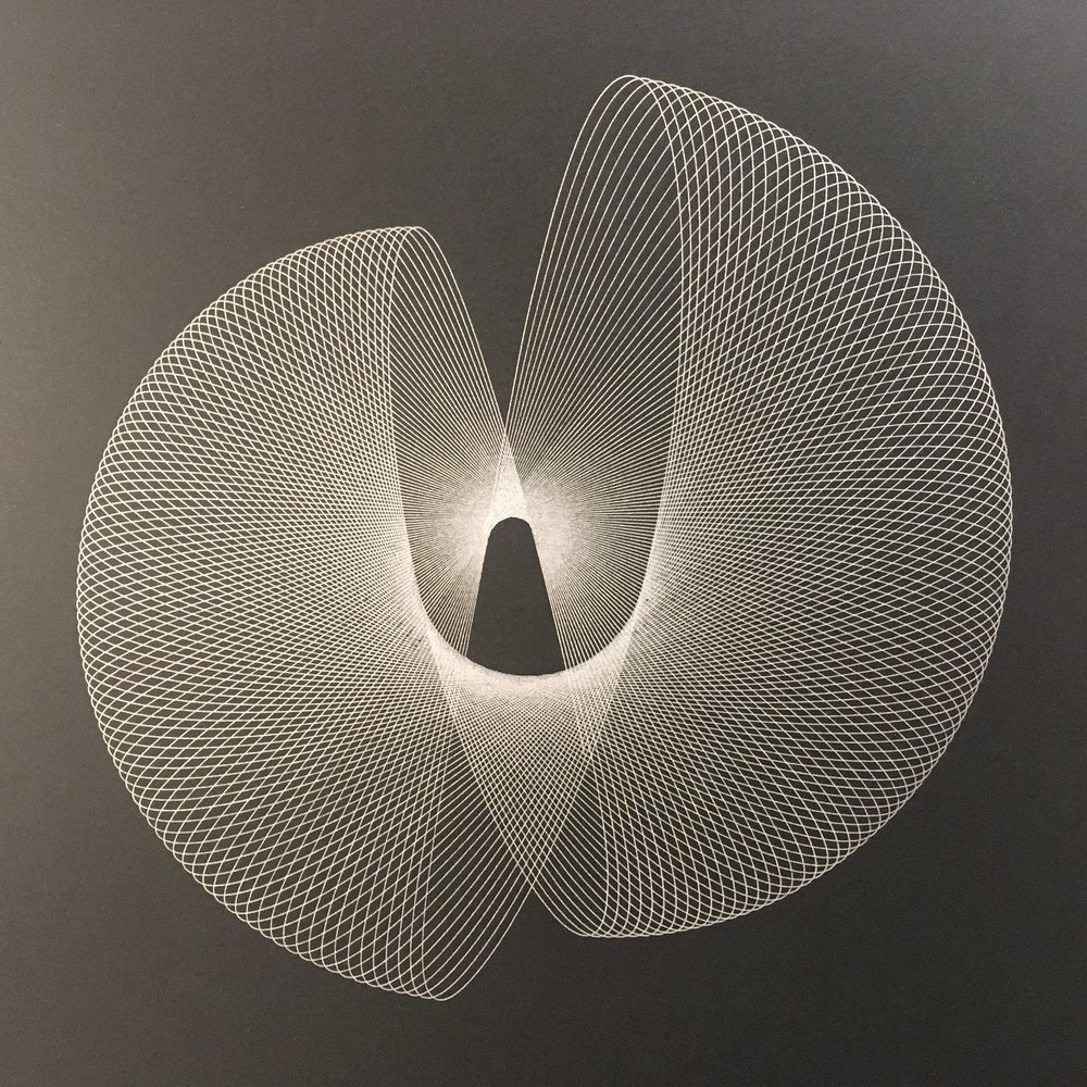 James Nolan Gandy,  Harmonograph