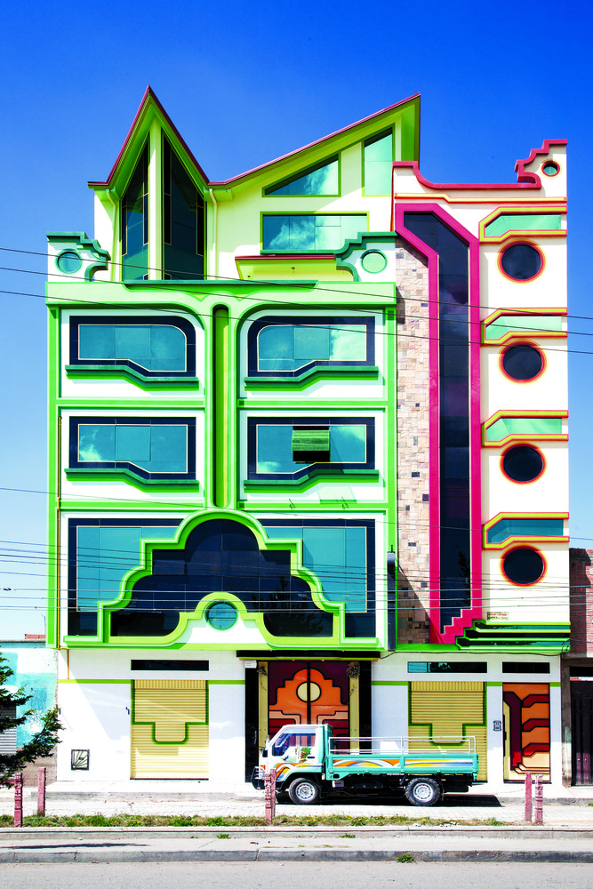 Cholet Exterior. Image Source:  ArchDaily