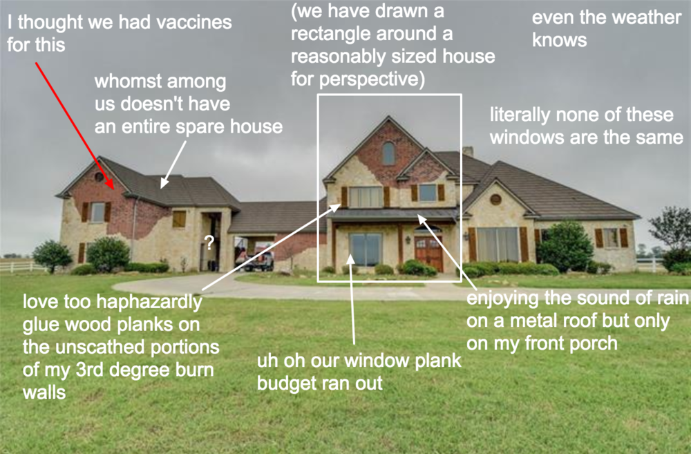 Image Source: Courtesy of McMansion Hell
