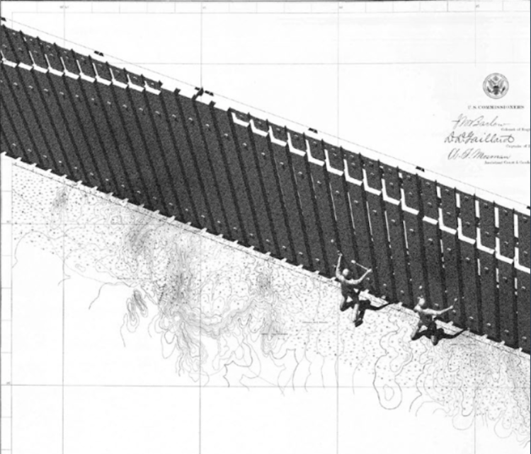 Border Wall as Xylophone - Ronald Rael
