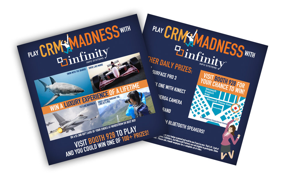 CRM Madness Contest Design