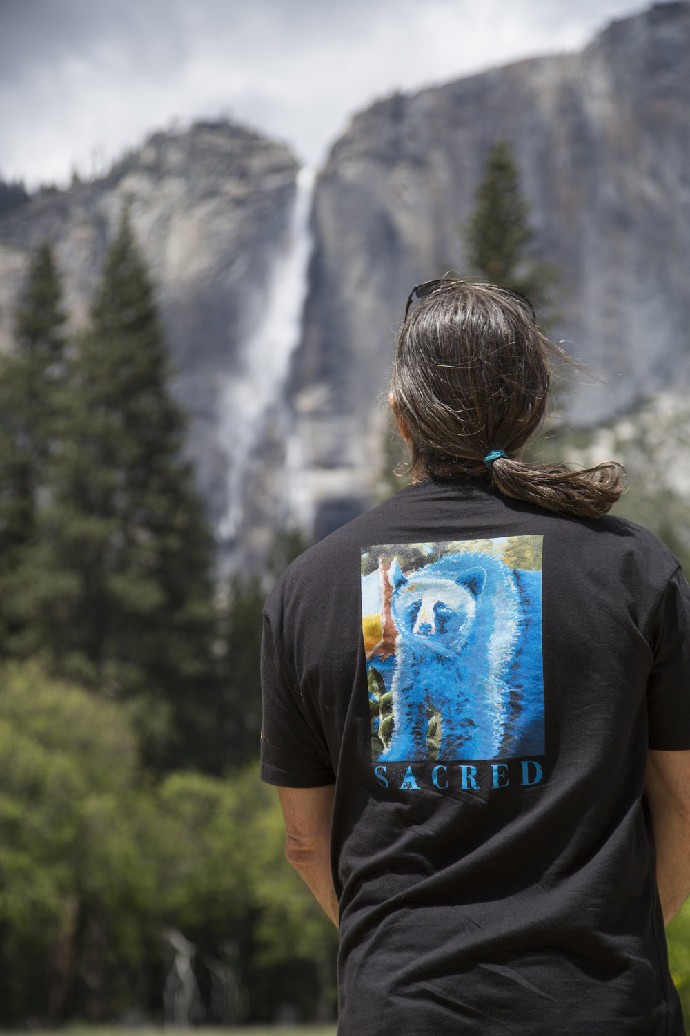 Yosemite Bear (adult S, M, L, XL)