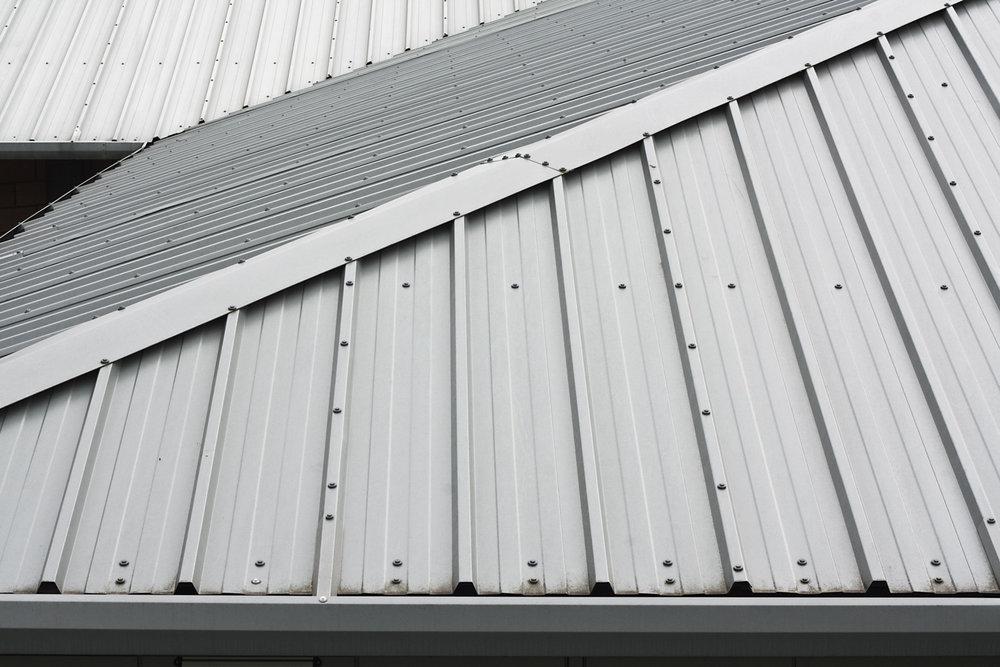 Metal Roofs -