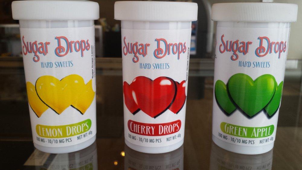 Sugar Drops Hard Candies (10mgs)