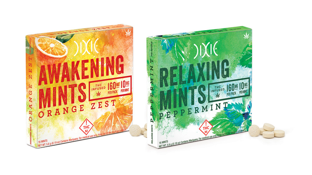 Awakening and Relaxing Mints (5mgs)