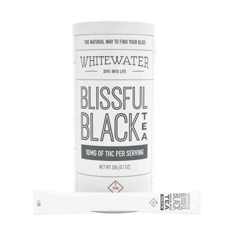 Blissful Black Tea (10mgs)