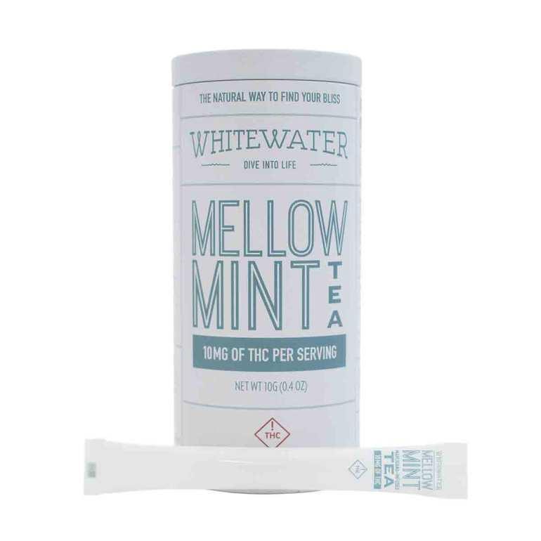 Mellow Mint Tea (10mgs)