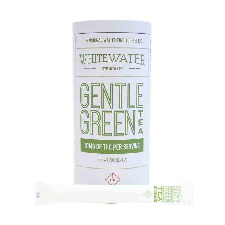Gentle Green Tea (10mgs)