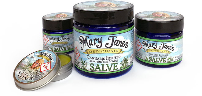 Mary Jane's Salve