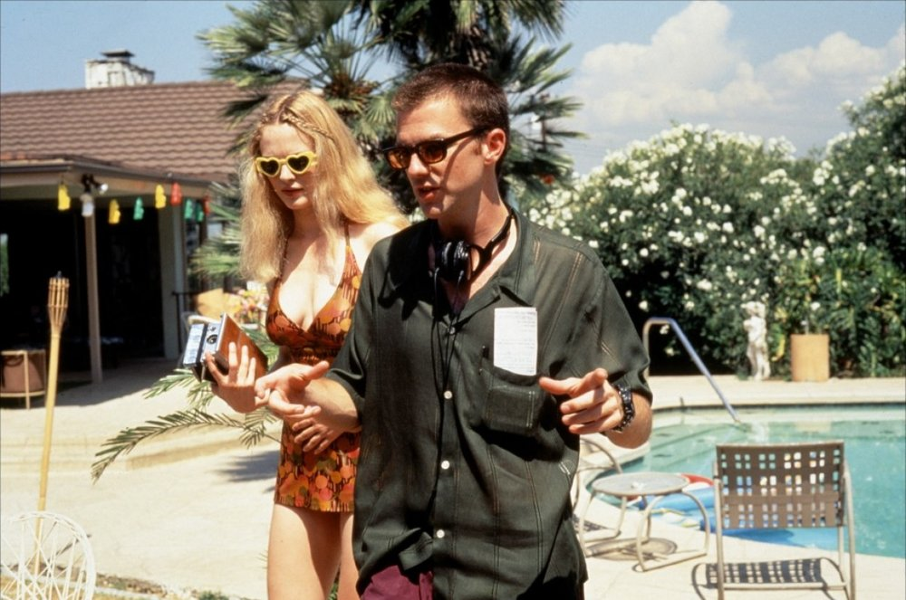 Heather Graham and PTA,  Boogie Nights