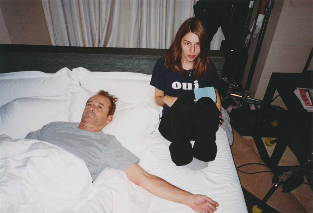 Bill and Sofia,  Lost in Translation
