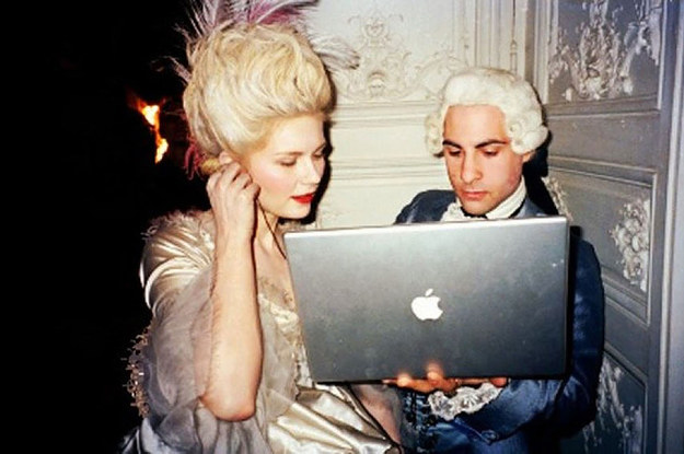 Kirsten Dunst and Jason Schwartzman,  Marie Antoinette