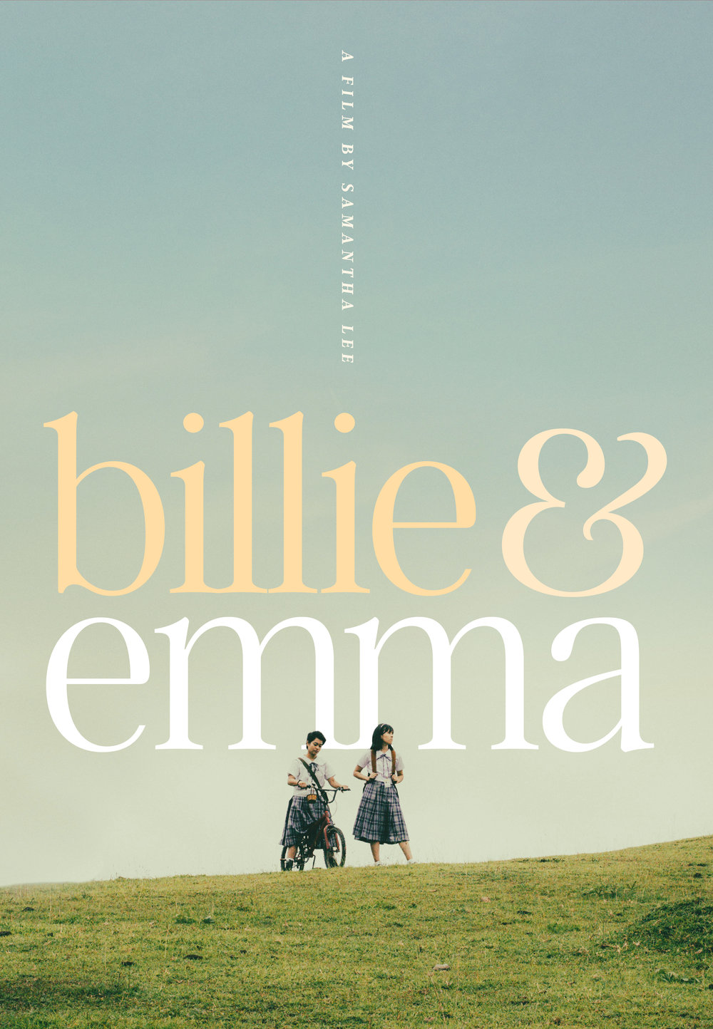 Billie & Emma   one-sheet, 2018.