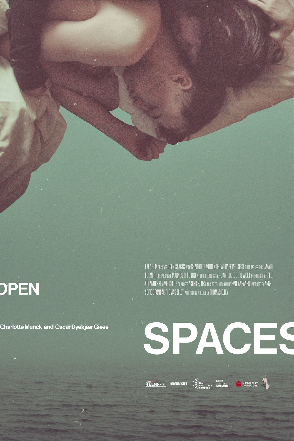 Open Spaces   poster, 2018.