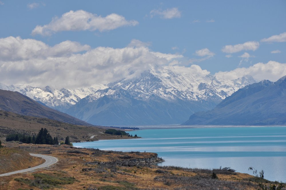Mt Cook/Lake Pukaki.