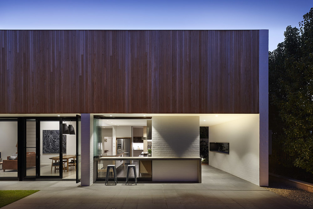 Natural And Uncomplicated Materials Compliment The Simplicity Of The  Architectural Form, Including Burnished Concrete, Raw Timber External  Cladding, ...