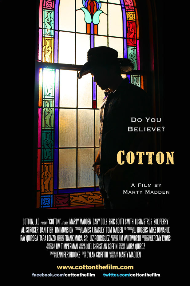 Cotton - Music by Joel Christian Goffin
