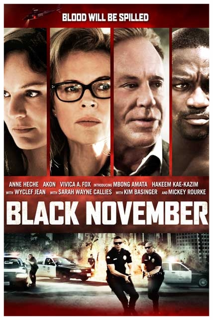 Black November - Music by Joel Christian Goffin
