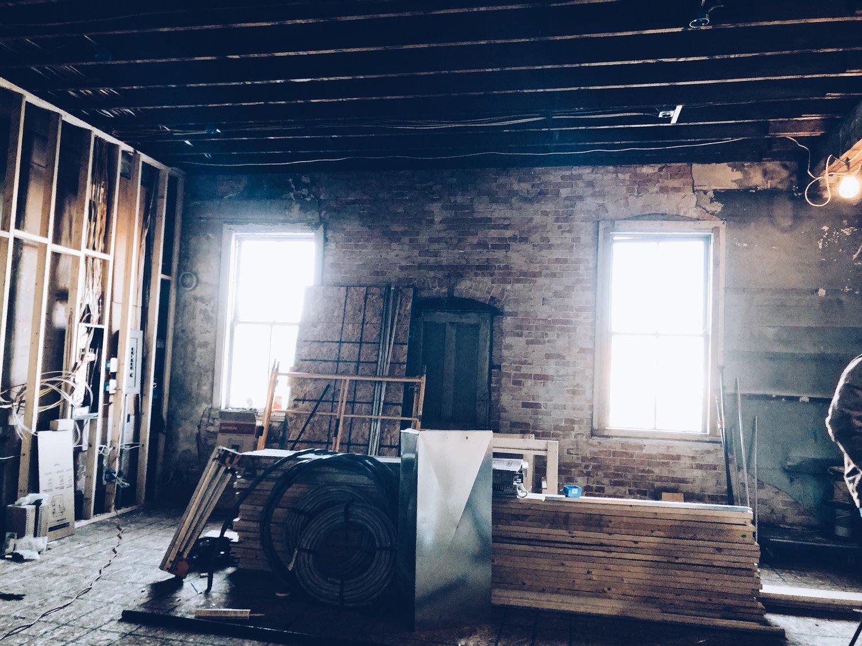 The Loft Apartment Project — Aviator Jayne