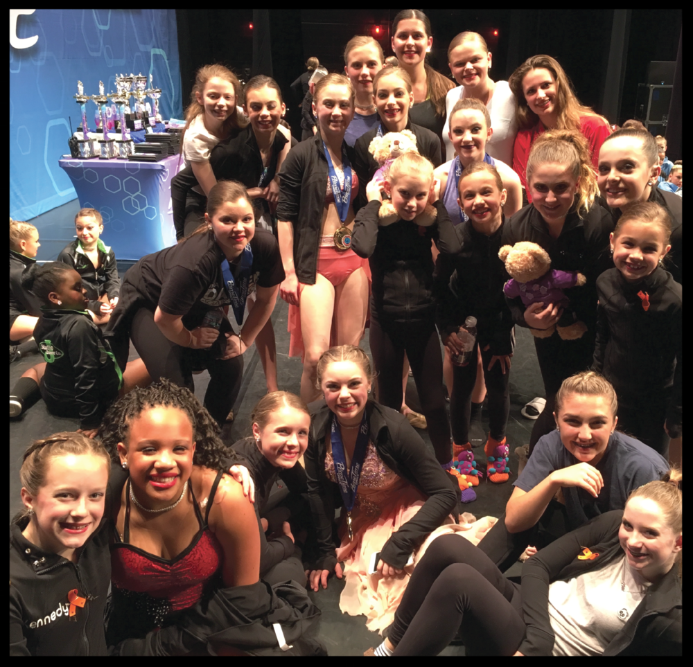 CONGRATULATIONS to all of our Company dancers taking home top awards and placements at the 2018 PrimeTime National Dance Competition!