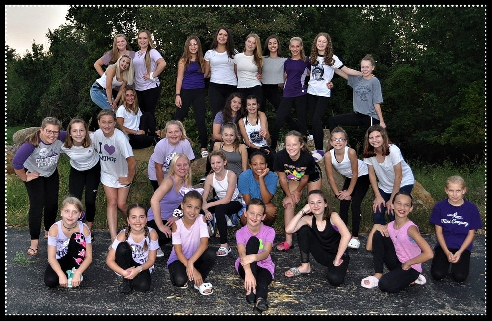 2018-2019 MDM Dance Project Company Dancers