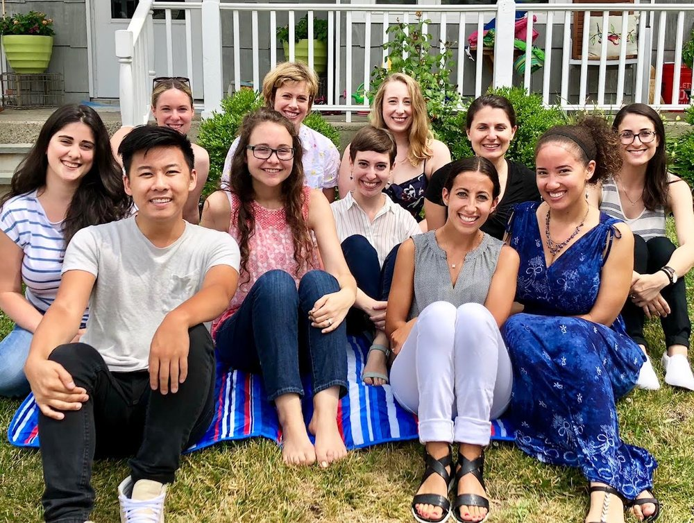 Lab Brunch - July 2018