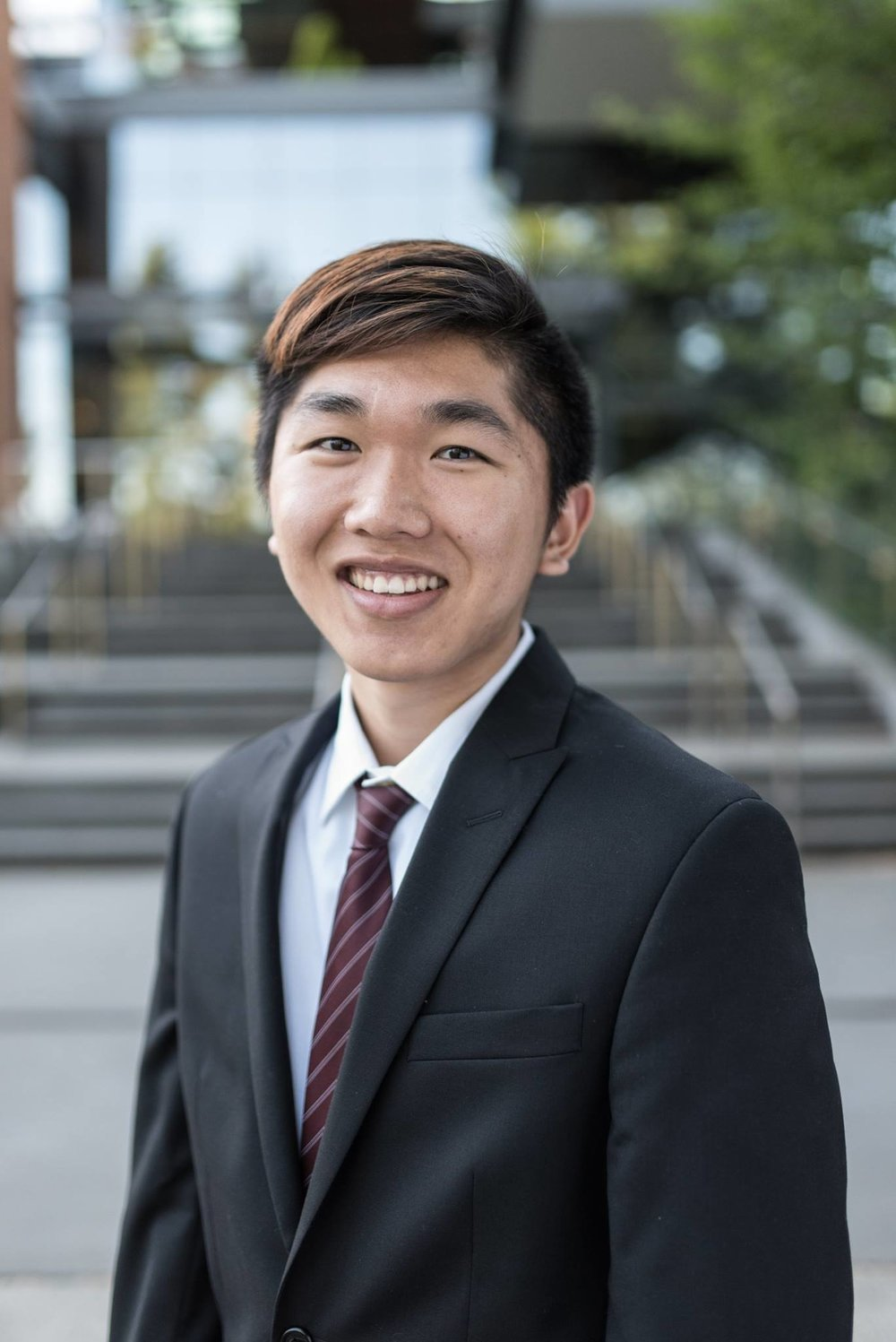 Bill Wang   Entrepreneurship  Class of 2020