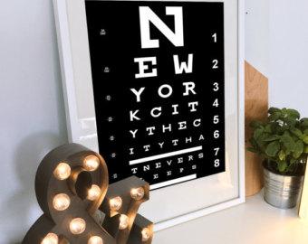 Forest Hills Eye Exam