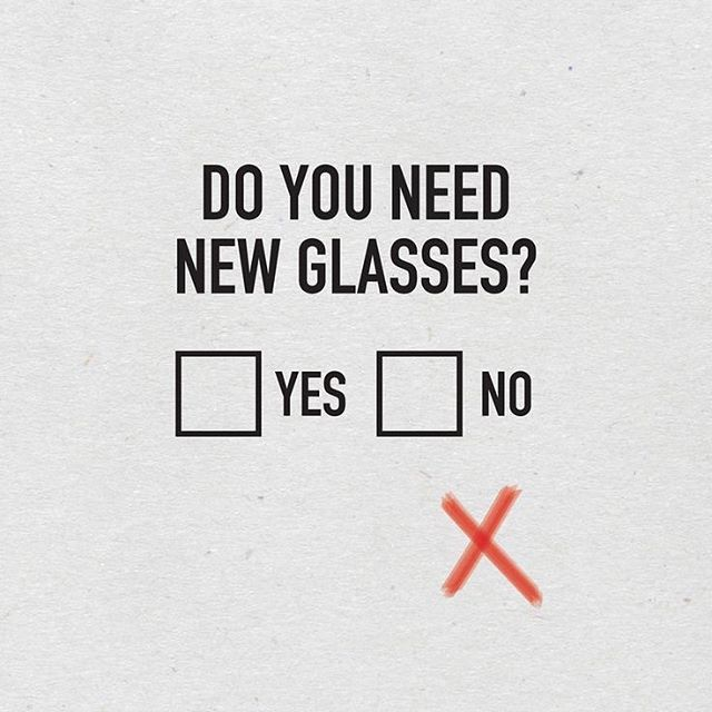 Yes !! It's Time for you routine Eye Exam ! 👓 Link the bio to scheduled your next appointment @foresthillsvisionassociates • • • • • • #pediatriceyecare #optometrist #foresthillsny  #queensnyc #eyecare #eyedoctor #newyork #eyeglasses #eyeexam #newglasses