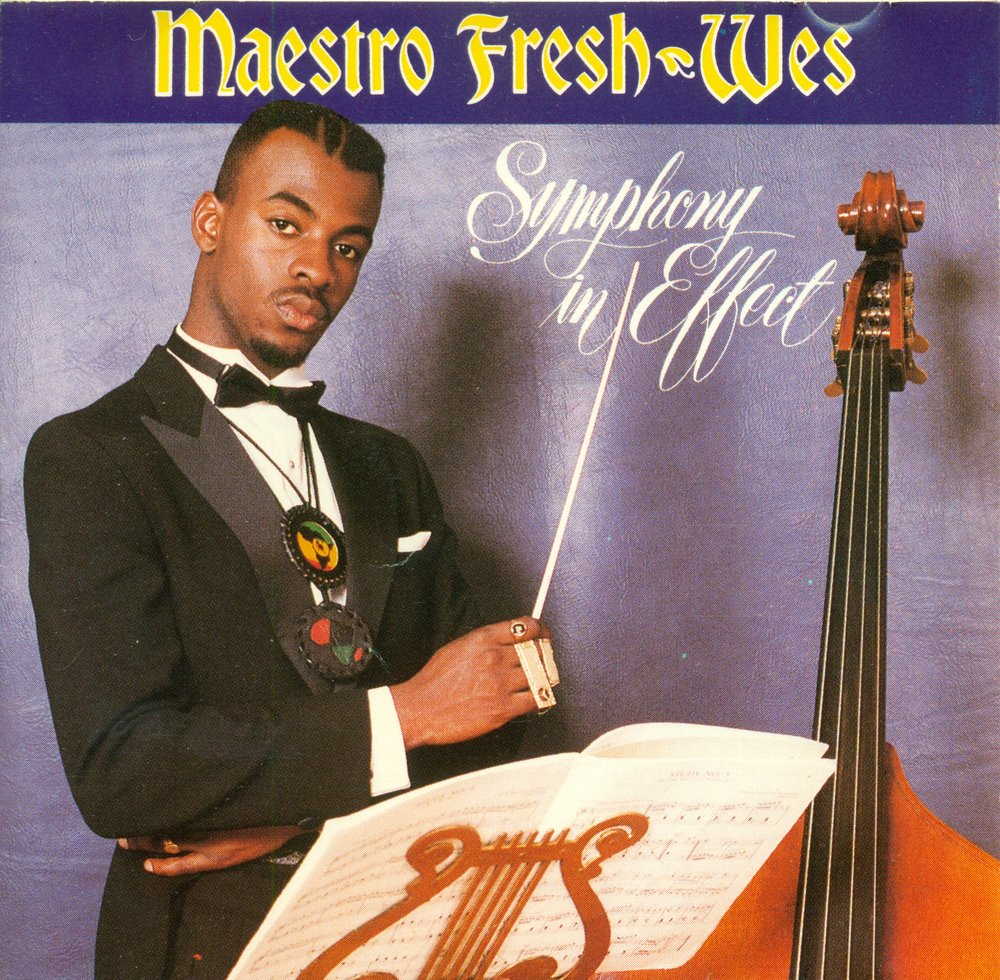 Maestro Fresh-Wes  Symphony In Effect        front cover.jpg