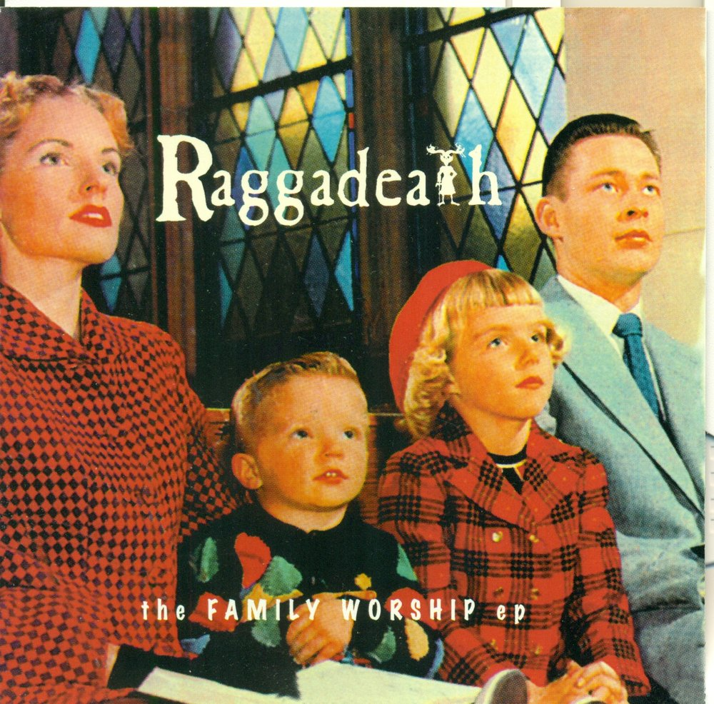 Raggadeath       Family Worship EP     front cover.jpg