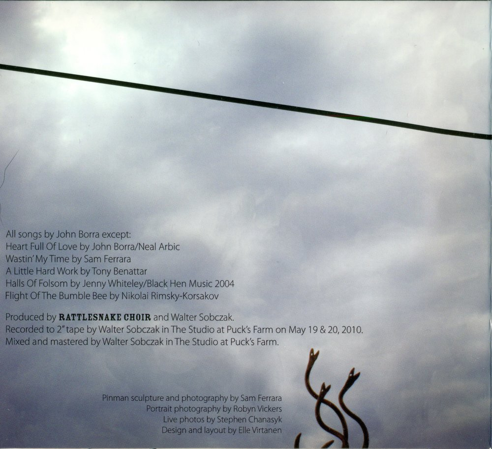 rattlesnake choir walkin the wire production credits.jpg