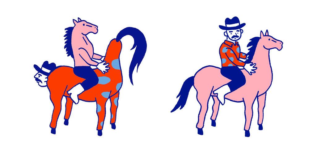 jonathan mendel_roberto il cavallo 2