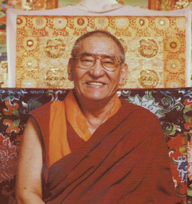 Khen RinpocheGeshe Lobsang Tharchin (1921 - 2004) - Khen Rinpoche Geshe Lobsang Tharchin (1921 - 2004) was born in Lhasa, Tibet, and he entered Sera Monastery there at an early age. He successfully completed the rigorous 25-year program studying under great teachers directly in the lineage of Je Tsongkapa. After his final public examination by the best scholars of the day, Rinpoche was awarded the highest degree of Hlarampa Geshe (doctor of philosophy), and he graduated with the highest honors in his class of 10,000 monks.Khen Rinpoche came to the United States in 1972 and became Abbot of Rashi Gempil Ling Temple in New Jersey. After going to South India in 1991 and serving as Abbot of Sera Mey monastery for some time, he returned to the United States. Khen Rinpoche Geshe Lobsang Tharchin was a lifetime director and an abbot emeritus of Sera Mey monastery, as well as founder of the Mahayana Sutra and Tantra Center, which has branches in New Jersey and Washington, DC. He was also the spiritual director of the Asian Classics Institute and the Asian Classics Input Project.